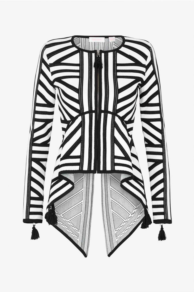 Sass and Bide - Ripples Of Light Jacket
