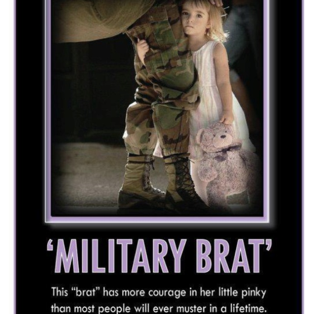 Military Father Daughter Quotes: Why We're Here.