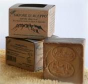 Sapone di Aleppo vegetale all'Olio di Oliva e Olio di Alloro al 32% Carone snc http://www.librisalus.it/prodotti_bio/sapone_aleppo_oliva_alloro32.php?pn=178