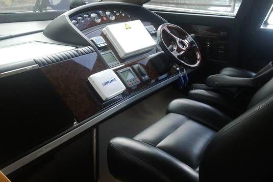 Monohull EM 20,45 M - Views Cockpit 2