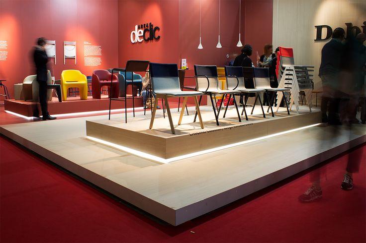 Area DeClic al Salone del Mobile 2015 Foto: Laura Vendramini