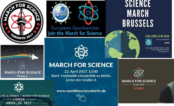 March for Science events happening Saturday around the world