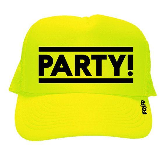 Cap - Party! $199