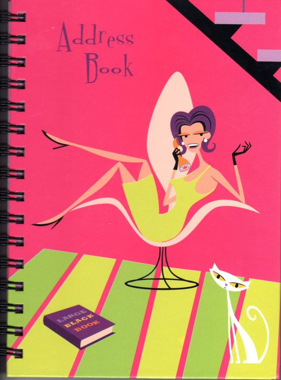 SHAG the Artist Josh Agle The Large Black Book