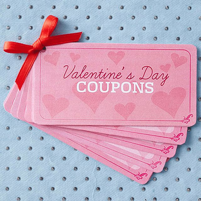 Get Creative With These Heartfelt Free Printable Love Coupons: Printable Love Coupons by Better Homes and Gardens