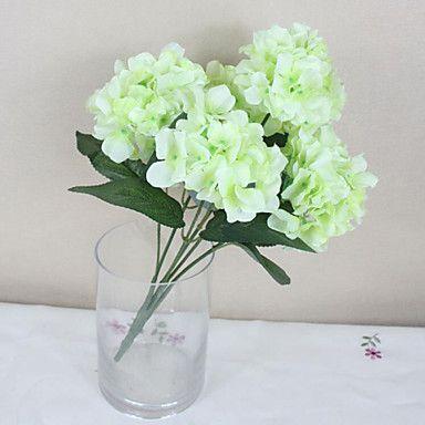 Polyesteri Hortensiat Keinotekoinen Flowers - EUR € 6.10