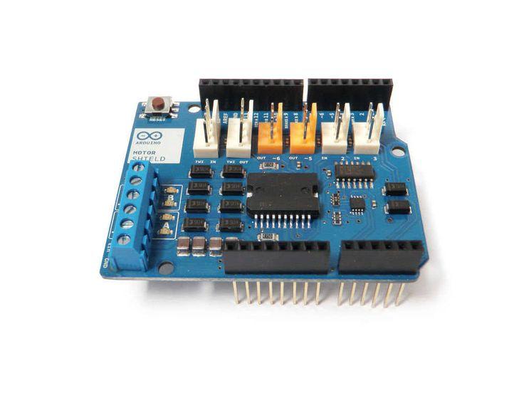 Comment apprendre à contrôler des moteurs avec l'Arduino <br /><p><br></p><br /><p>Le module moteurs pour Arduino («Arduino Motor Shield » en anglais) permet de controler facilement la direction et la vitesse d'un moteur grâce à l'arduino. En permettant d'accéder facilement aux pins de l'arduino, ce module permet d'ajouter facilement un moteur à tous vos projets. Vous pouvez aussi alimenter un moteur avec une alimentation séparée (jusqu'à 12...