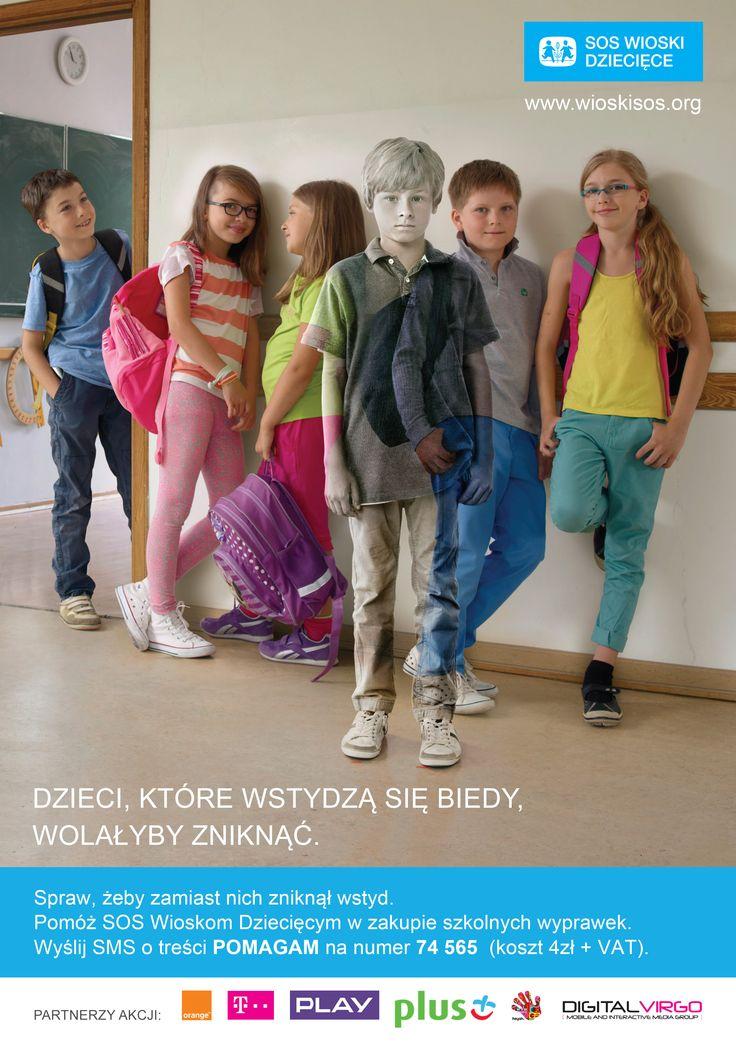 SOS Wioski Dziecięce | Powrót do szkoły 2013