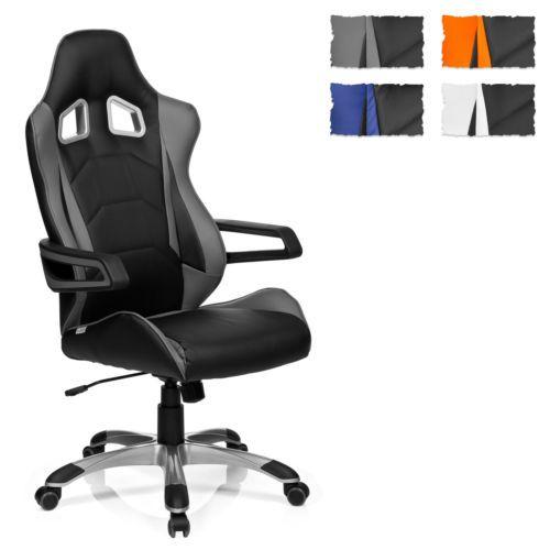 #Gaming #Chair im #Racing #Design für #Home #Office und #Büro #Chefsessel  Spätestens jetzt, wo #e-Sports im #TV übertragen wird, ist so ein #Gaming Chair ein must-have für jeden #Zocker und ersetzt nun meist den #klassischen, #ergonomischen #Bürostuhl oder #Chefsessel. Am #Desktop-PC oder an der #Konsole, im #Büro oder #Home Office... erlebt man ein #realistisches #Racing Chair #Feeling für #Anfänger, wie auch dem #Semi-Pro, bis hin zum absoluten #Pro - direkt in #ebay #shoppen