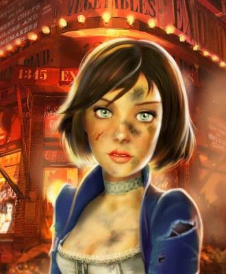 Check Out These Awesome Bioshock Infinite Concept Art