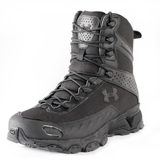 My new tactical Underarmour Duty boots