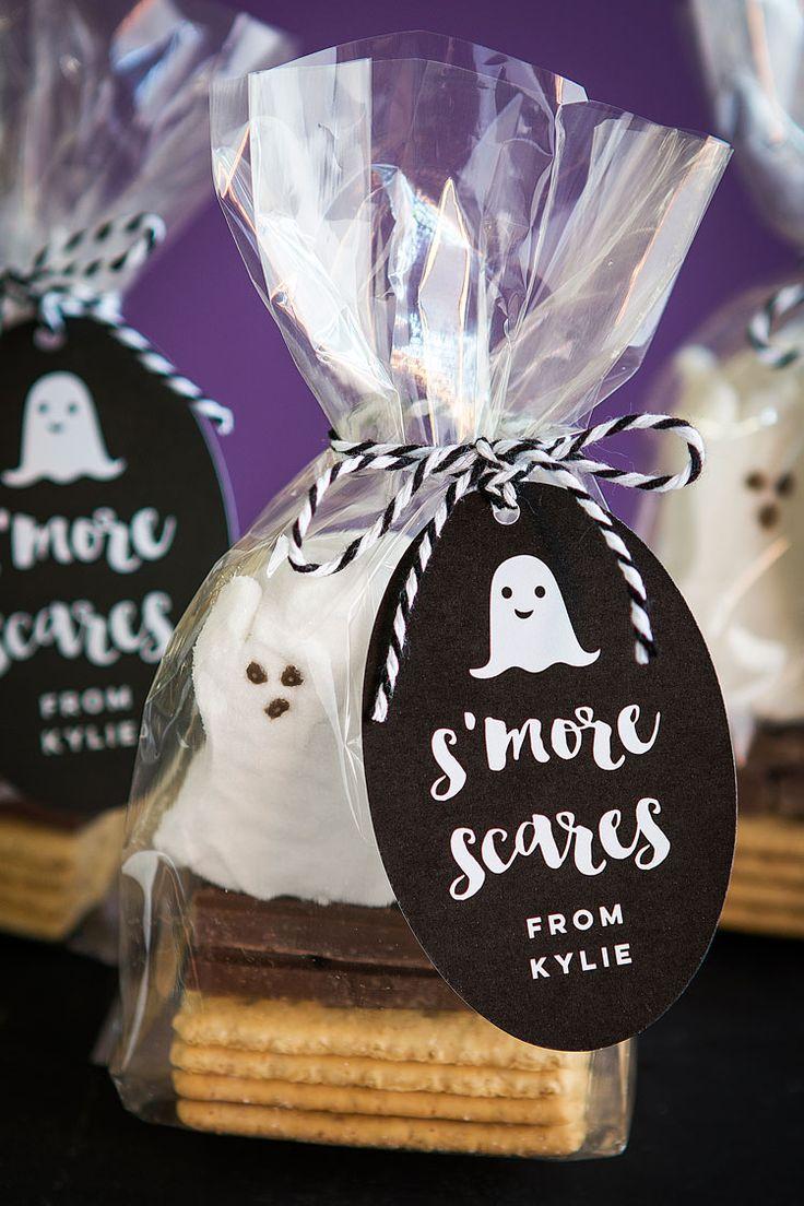 adorable peeps diy halloween favor - Diy Halloween Favors