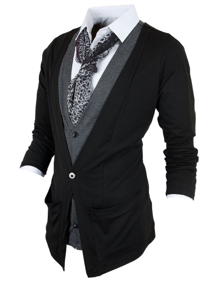 PorStyle Men's Layered Vest Combo Cardigan http://porstyle.com http://www.amazon.com/PorStyle-Mens-Layered-Combo-Cardigan/dp/B00FF4V6EU/ref=sr_1_12?s=apparel&ie=UTF8&qid=1380155414&sr=1-12&keywords=porstyle