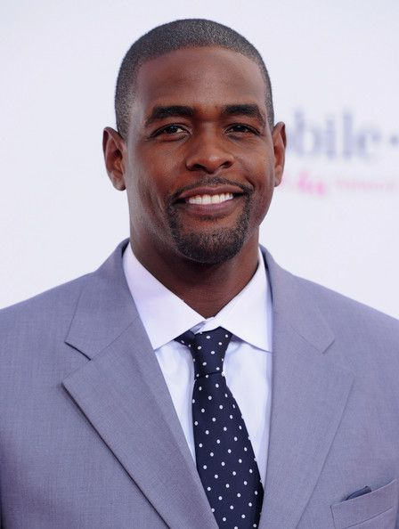 Chris Webber - never could resist that crooked smile. I even forgive him for Tyra :-/