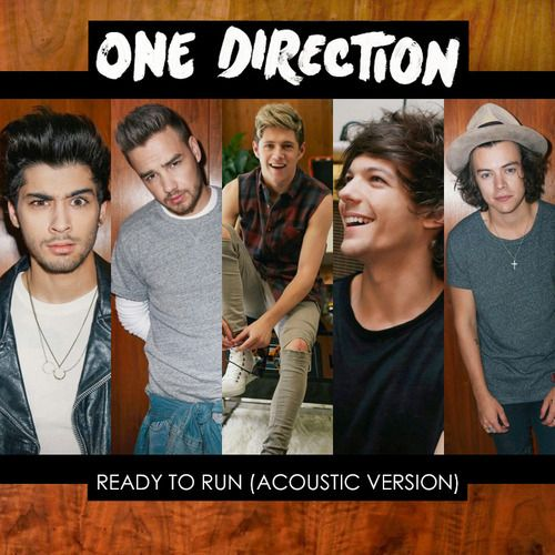 One Direction: Ready to run (Acoustic versión) (CD Single) - 2014.