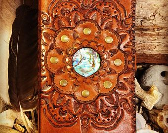 Handcrafted Leather Goods by SailorVCollection on Etsy