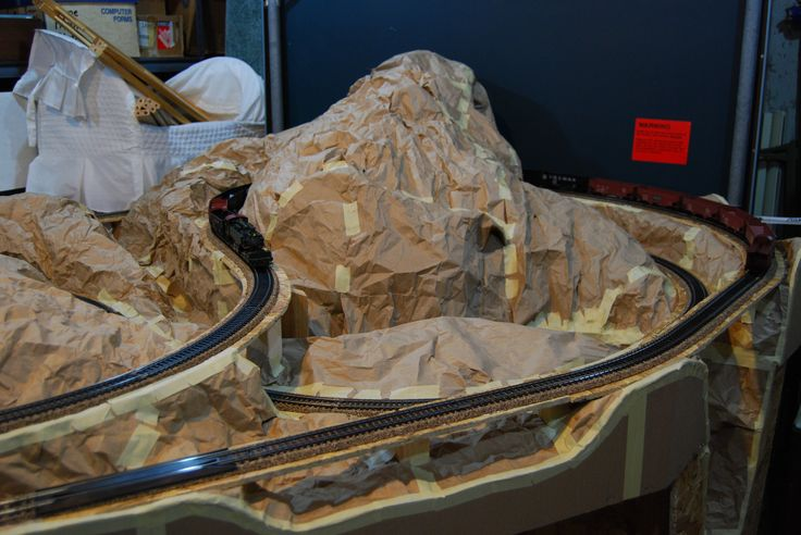 So my dad and I are at it again, working on our train layout. I've taken some of the pictures over the last year and put them together showing the progress of the layout (also showing off a few of our trains...). It's coming along slowly but nicely.