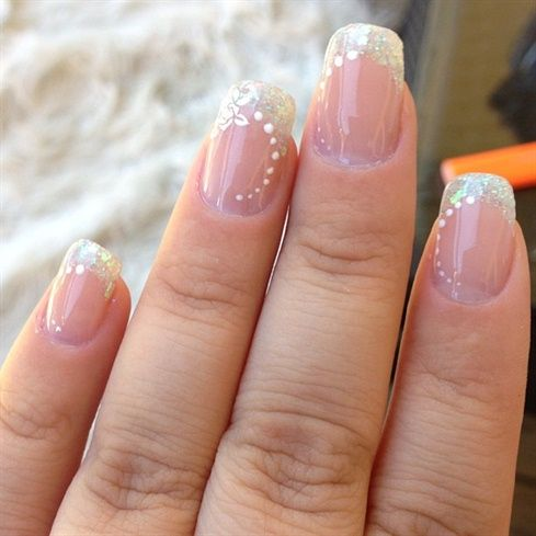 Clear Nail Stickers