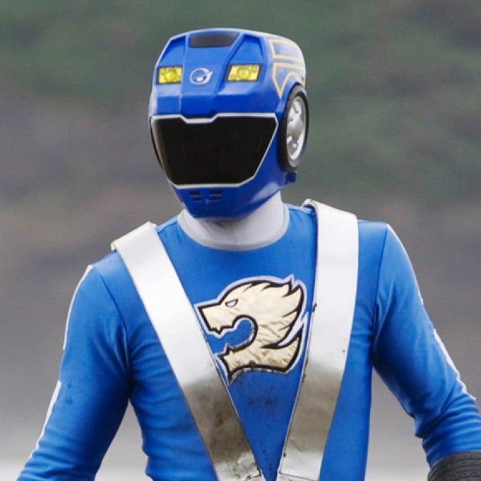 Image result for rpm blue ranger