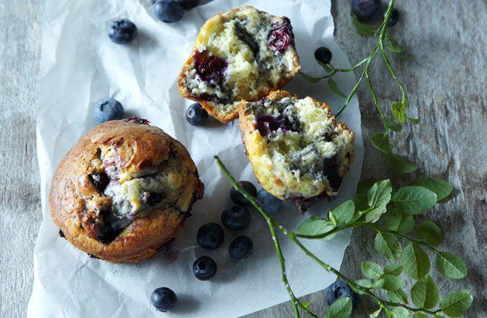 10 enkla recept på muffins – från vanliga klassiska till stora amerikanska