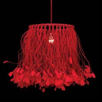 Nest 35 pendant - red - Catarina Larsson