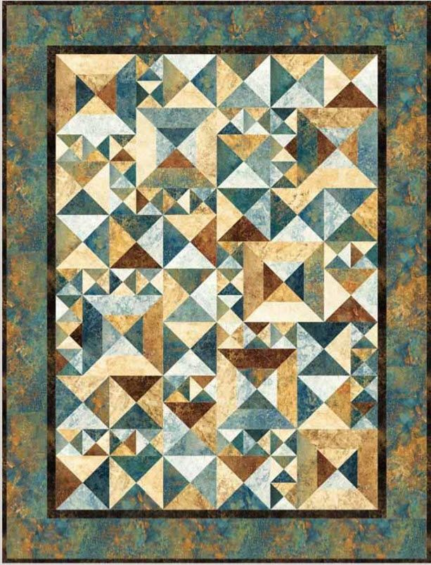 Quilting Patterns With Fat Quarters : 1000+ ideas about Fat Quarter Quilt on Pinterest Fat quarter quilt patterns, Quilt sizes and ...