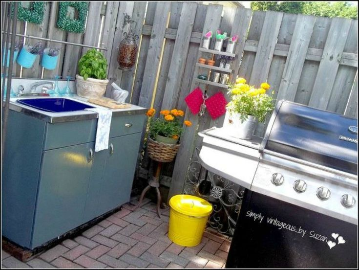 s 9 outdoor kitchens we re dreaming of this bbq season, kitchen design, outdoor…