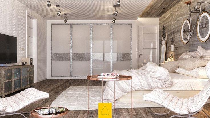 panneau décoratif mural blanc et perforé et panneau mural en bois stratifié grisâtre