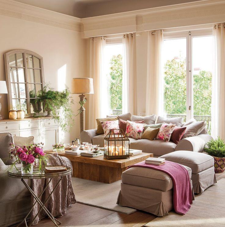 10 μικρά σαλόνια, 10 μεγάλες ιδέες για να τα διακοσμήσετε! | Φτιάξτο μόνος σου - Κατασκευές DIY - Do it yourself
