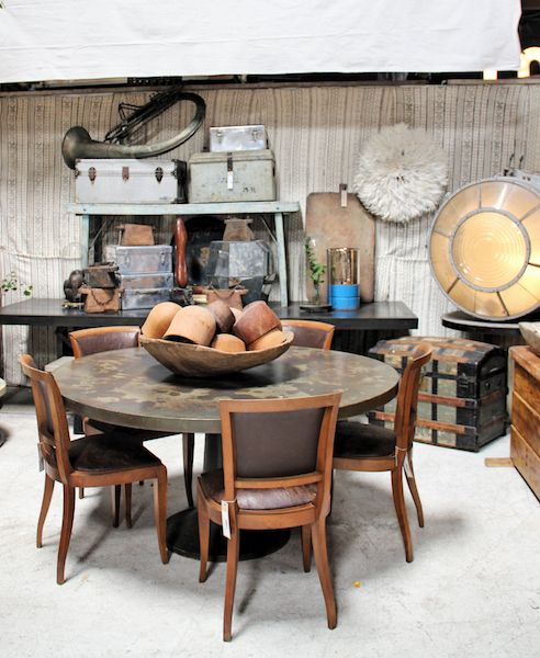 16 best Big Daddys Antiques Custom Tables images on Pinterest