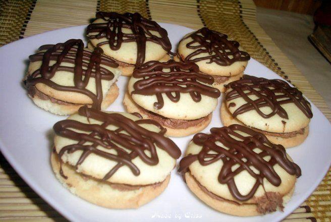 Retete Culinare - Paleuri cu ciocolata