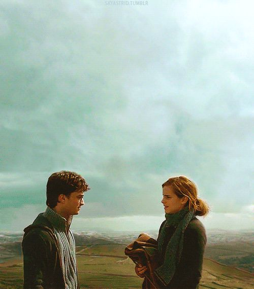 Harry Potter and Hermione Granger, Deathly Hallows