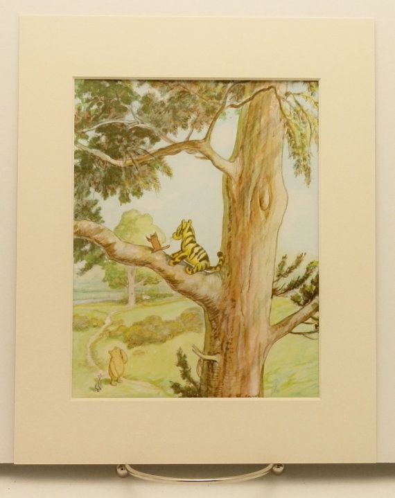 Beautiful Winnie The Pooh Wall Art Nursery Images - All About ...