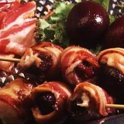 Szilvás csirkemell nyársra húzva Recept képpel - Mindmegette.hu - Receptek