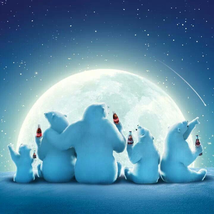 Coca Cola Bears