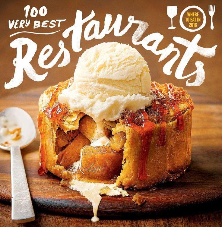 100 Very Best Restaurants