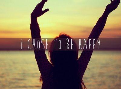 Mijn 3 random richtlijnen om gelukkig te zijn