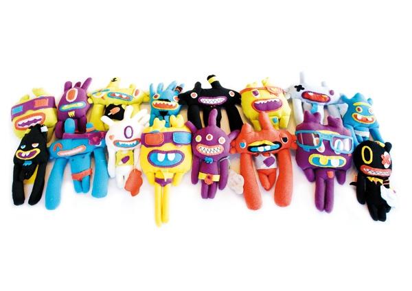 Les TOUTI-WOUTI on Toy Design Served