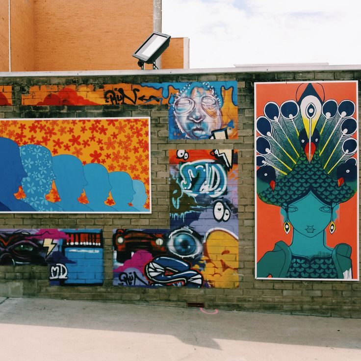 Townsville City Lane Street Art, Queensland Australia | Hayley on Holiday
