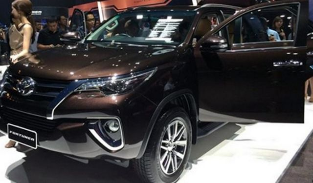 2018 Toyota Fortuner New Design and Engine Upgrade - NewCarRumors