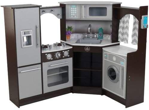 KidKraft Corner Kitchen Set #ad