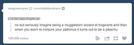 They upstage everyone in Defense Against the Dark Arts. | 15 Times Tumblr Proved Muggleborns Are The Coolest Kids At Hogwarts
