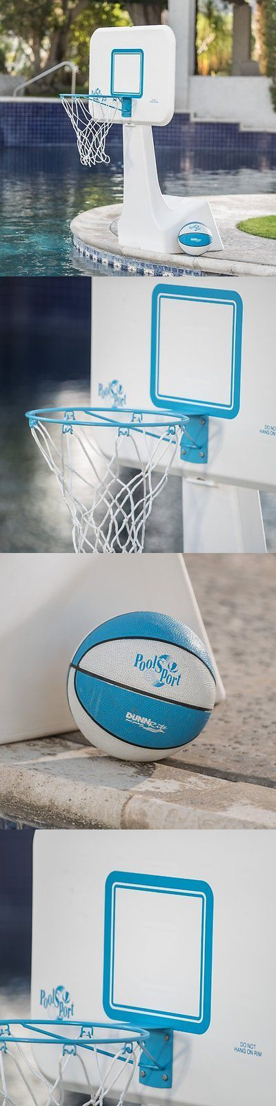 Toys and Games 181056: Pool Basketball Hoop Net Game Goal Ball Swimming Portable System Backboard Toy -> BUY IT NOW ONLY: $154.95 on eBay!