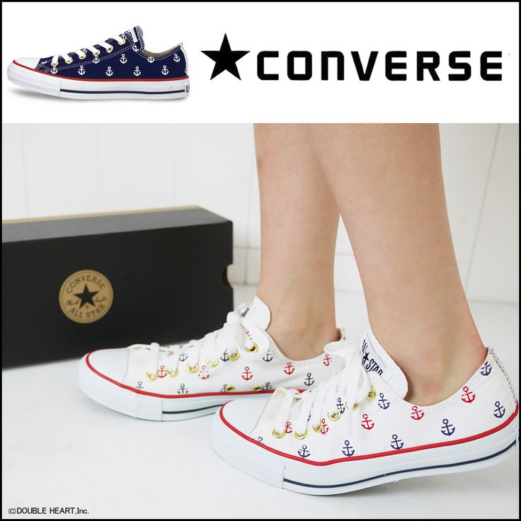 anchor shoes converse - Google Search