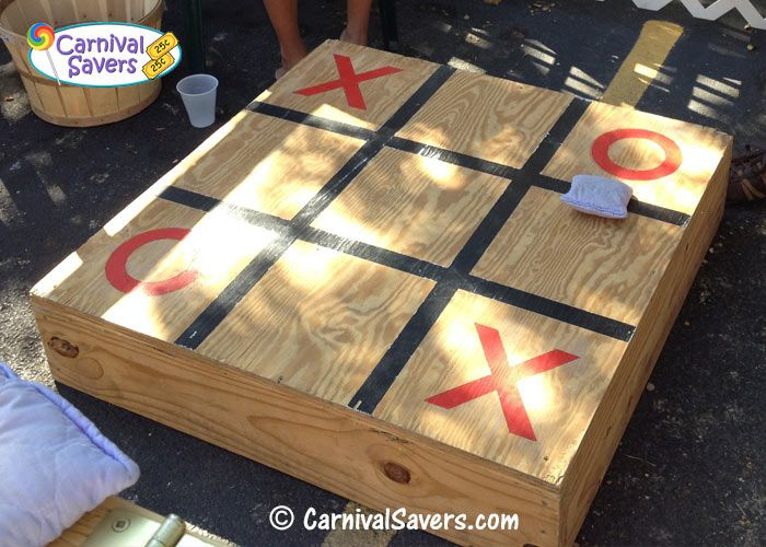 Ideas about homemade carnival games on pinterest