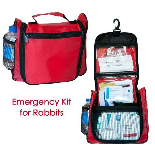 Rabbit Emergency First Aid Kit