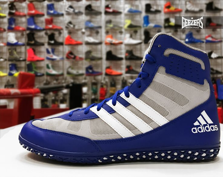 NEW ARRIVALS - What do you think to the blue Adidas Mat Wizard 3 Boot? Now available in store and online. Follow the link below for more info.  LINK ➡️➡️ https://www.geezersboxing.co.uk/catalogsearch/result/?q=wizard  #Adidas #MatWizard #Boxing #Wrestling #Footwear #Shoes #Boots #AdidasBoxing #GeezersBoxing