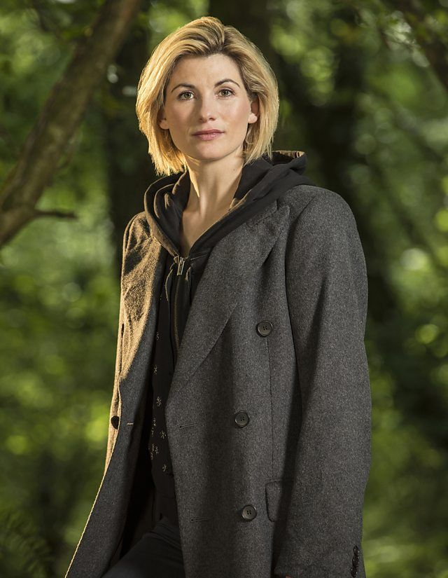 I wasn't sure if I even wanted a female doctor before it was announced, I liked Jodie Whittaker in Broadchurch, so I'll wait to watch her episodes before I decide