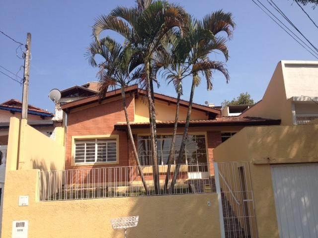 Casa com 3 Quartos para Alugar, 169 m² por R$ 2.300/Mês Sousas, Campinas, SP, Foto 0