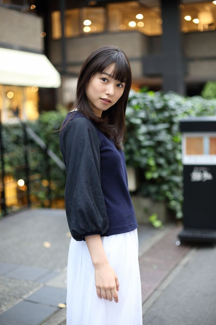 NEW FACE GIRL INTERVIEW 桜井日奈子 | HUSTLE PRESS